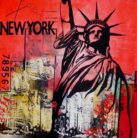 New York Choice (100x100) SOLGT